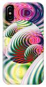 Mirror Worlds IPhone Case