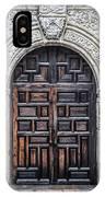 Mission Doors IPhone Case
