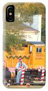 Mississippi Christmas 9 IPhone Case