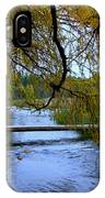 Mississippi River Headwaters IPhone Case