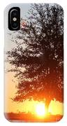 Mississippi Sunset  2 IPhone Case