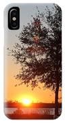 Mississippi Sunset 7 IPhone Case