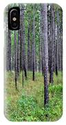 Mississippi Woods IPhone Case