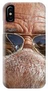 Mister Big Lip IPhone Case