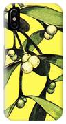 Mistletoe IPhone Case