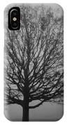 Misty Nature   IPhone Case