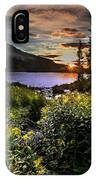 Mitchell Sunrise IPhone Case