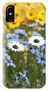 Mixed Daisies IPhone Case