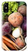 Mixed Veg IPhone Case