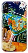 Miz Martini IPhone Case