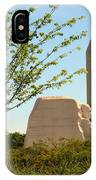 Mlk Memorial IPhone Case