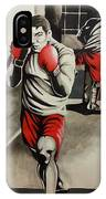 Mma Training Complete IPhone Case