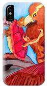 Mock Turtle And Griffon IPhone Case