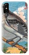 Mocking Bird IPhone Case