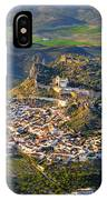 Moclin Castle From The Air IPhone Case
