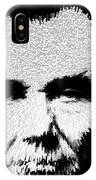 Modern Abe - Abraham Lincoln Art By Sharon Cummings IPhone Case