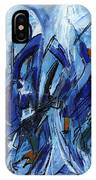 Modern Art Eleven IPhone Case