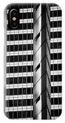 Modern Buildings Abstract Architecture IPhone Case