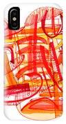 Modern Drawing Eighty-six IPhone Case