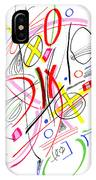 Modern Drawing Fifty-three IPhone Case
