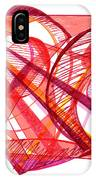 Modern Drawing Seventy-one IPhone Case