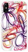 Modern Drawing Sixty-six IPhone Case