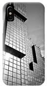 Modern Glass Building IPhone Case