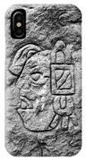 Modern Hieroglyphics Vii IPhone Case