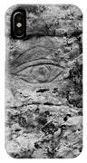 Modern Hieroglyphics Viii IPhone Case