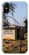 Modern Restrooms IPhone Case