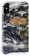 Modis World Map IPhone Case