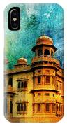 Mohatta Palace IPhone Case