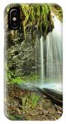 Mohawk Falls At Ricketts Glen IPhone Case