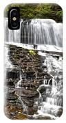 Mohawk Falls IPhone Case