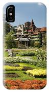 Mohonk Gardens IPhone Case