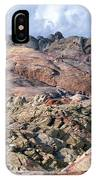 Mojave Desert View - Valley Of Fire IPhone Case