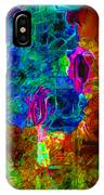 Molten Glass IPhone Case
