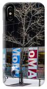 Moma IPhone Case