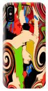 Mom's Venetian Glass Vase 17 IPhone Case