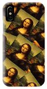 Mona Lisa IPhone X Case