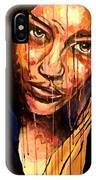 Mona X Miley IPhone Case