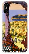 Monaco - Monte Carlo IPhone Case