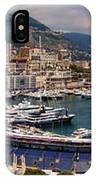 Monaco Panorama IPhone Case
