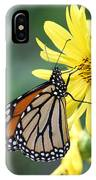 Monarch Beauty IPhone Case