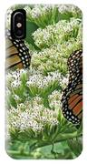 Monarch Butterfly 57 IPhone Case