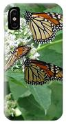 Monarch Butterfly 66 IPhone Case