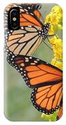 Monarch Gathering IPhone X Case