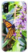 Monarch II IPhone Case