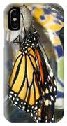 Monarch In A Jar IPhone Case