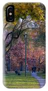 Monarch Park - 133 IPhone Case